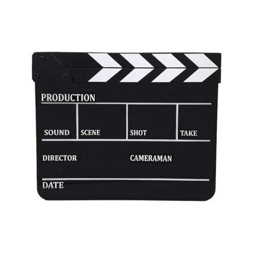کلاکت فیملبرداری | Clapperboard 1