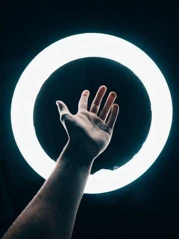 DIGILA STORE RING LIGHT