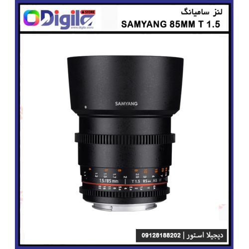 لنز سامیانگ