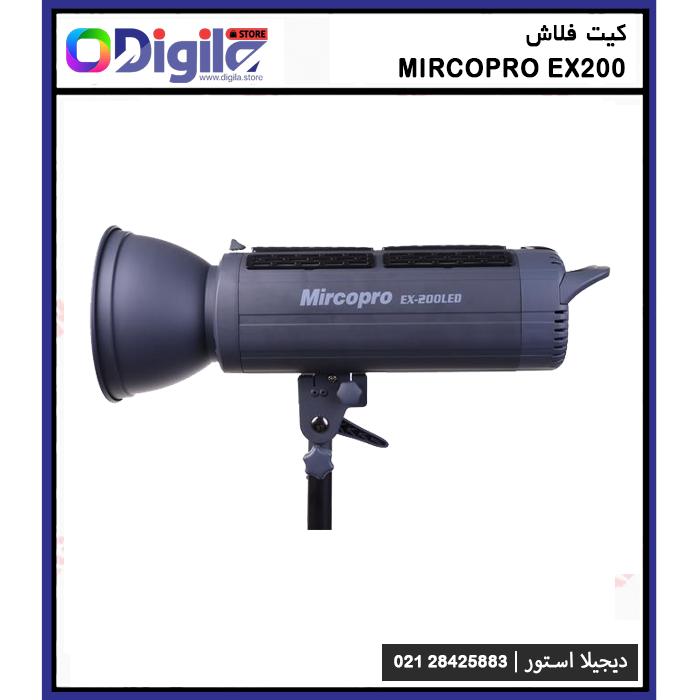 MIRCOPRO EX-200 STUDIO FLASH 200J