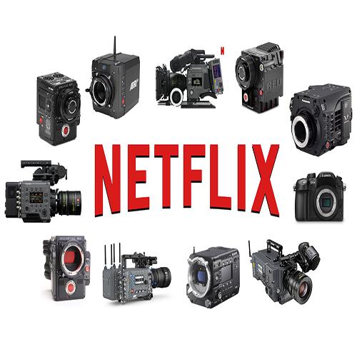 دوربین های نتفلیکس